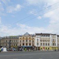 Площадь им. Г. Тукая в Казани :: Наиля