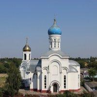 Церковь Иверской иконы Божией Матери. Гомель. :: Mariya laimite
