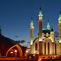 Мечеть Кул Шариф :: Александр Педаев