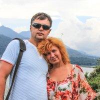 автопортрет :: Dmitry i Mary S