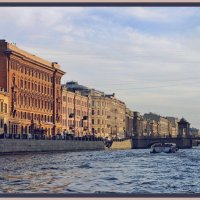 Улица-река, из камня берега... :: Vadim WadimS67