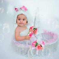 Фотосессия маленькой принцессы :: марина алексеева