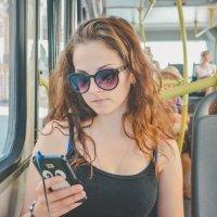 В автобусе :: Aedd Ginvael