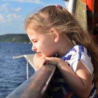 Путешествие юной Асоль :: Надежда Корнилова