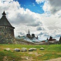 соловецкий монастырь :: Дарья Михальчик