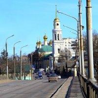 Церковь Ахтырская. :: Борис Митрохин
