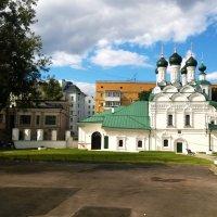 Церковь Михаила и Федора Черниговских :: Николай Дони