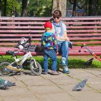 В парке у Оперного... :: Владимир Хиль