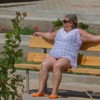 В ожидании Бендера... :: Юлия Бабитко