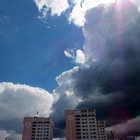 скоро дождь... :: Александр Прокудин