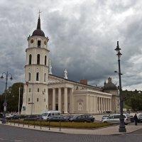 The Cathedral in Vilnius :: Roman Ilnytskyi