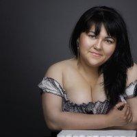 красота бывает разной :: Таня Кокарева