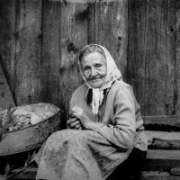 Пра бабушка Анна...1987 год... :: Ivan Lukkonen