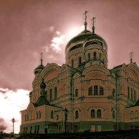 Белогорский монастырь :: Надежда Шемякина