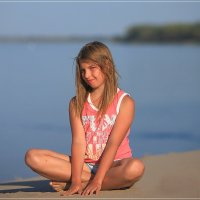 Летом на Волге :: Nikita Volkov
