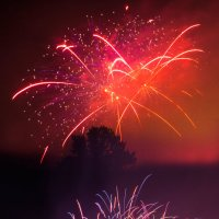 Фестиваль Огней в Вестфален парке в Дортмунде. :: Eleonora Mrz