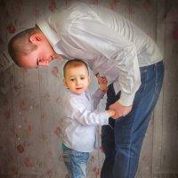 Мои мужчины! :: Ольга Егорова