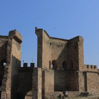 Генуэзская крепость. Судак :: Cветёлка ***