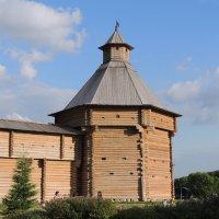 Моховая башня Сумского острога 1680г. :: Александр Качалин
