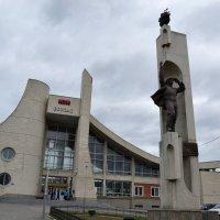 Вокзал в Северобайкальске :: Ольга