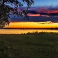 Золото заката :: Анатолий Иргл