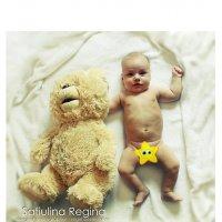 2-ой месяц жизни малыша) :: Риша Сафиулина