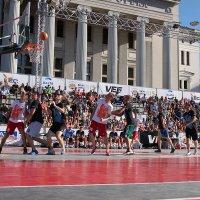 Баскетбол :: imants_leopolds žīgurs