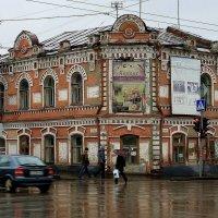 Старые  дома  еще  радуют  .... :: Валерия  Полещикова