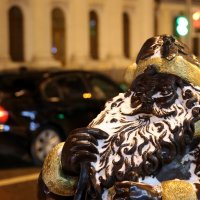 ой,а он шоколадный-не встречали :: Олег Лукьянов