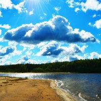 Озеро Затопы :: Елизавета Зайцева