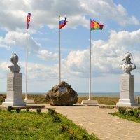 Фанагорийская крепость А. Суворова :: Сергей Корнеев