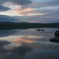 Рыбалочка перед сном. :: Ozokan Головкин