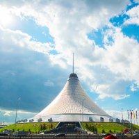 Ханшатыр-Астана :: Анна Кадулина-Новоселова
