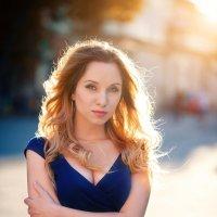 В лучах солнца :: Андрей Акатьев