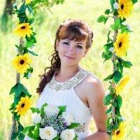 Невеста :: SVETLANA FABRICHNAYA