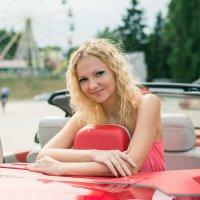 Лето с кабриолетом :: Viktoria