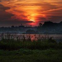 Фотоживопись мазками восхода :: Дмитрий Стародубцев