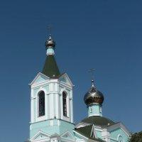 Церковь в Тригуляе :: Екатерина Василькова