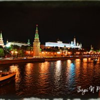 Кремль :: Photo GRAFF