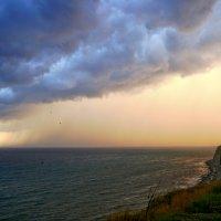 Дождь наступает :: Allex Anapa