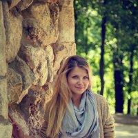 Прогулки с Марусей :: Эльмира Суворова