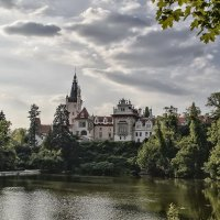 замок Пругонице, Чехия :: Olena