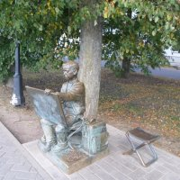 Памятник :: BoxerMak Mak