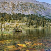 Сокровища горного озера :: Максим Бородин