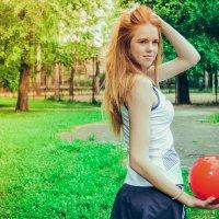 Гимнастка :: Валерия Дроздова
