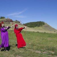 Поездка в Хакасию :: Владимир Шустов