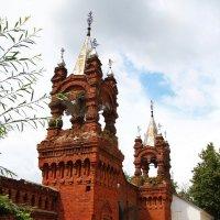 Ворота монастыря :: Nikolay Monahov