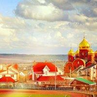 любимый город..... :: Елена Лабанова