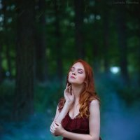 Fairy of the wood :: Ludmila Zinovina