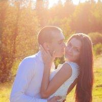 Александр и Валентина :: Елена Котина